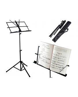 Foldable Music Sheet Stand - Metal