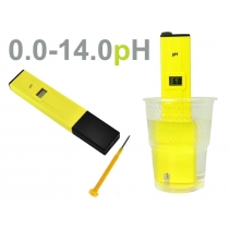 Digital PH Tester Meter Pen Type - LCD