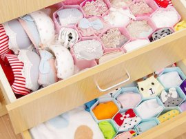 Drawer Organizer - Honeycomb