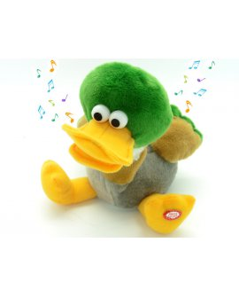 Silly Singing Dancing Duck Toy