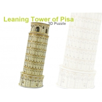 3D Foam Puzzle - Tower of Pisa