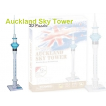 3D Foam Puzzle Medium Sky Tower