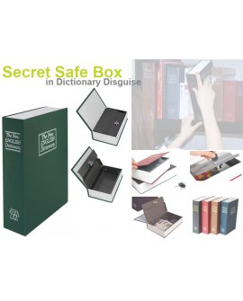 Secret Book Safe - Large