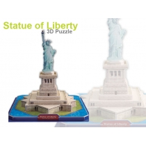 3D Foam Puzzle - Statue of Liberty