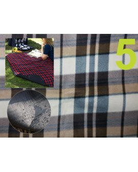 Picnic Blanket Mat Weather-proof 1.6m x 1.4m