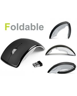 Wireless Mouse Foldable