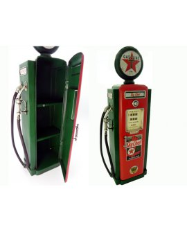 Fuel Pump Model Ornament with Hidden Storage
