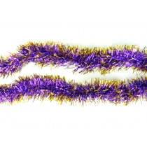 10m of Gold Tip Tinsels - PURPLE