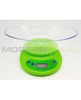 DIGITAL 5kg Scale - Green