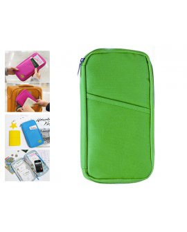 Travel Wallet - GREEN
