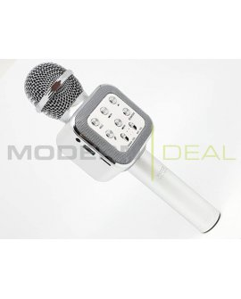 Wireless Karaoke Microphone BLACK