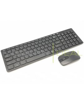 Keyboard & Mouse - Wireless