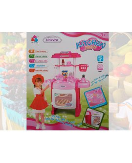 Kitchen Pretend Play Toy Set