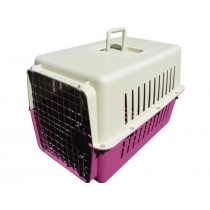 Airline Approved Pet Carrier - Large Pink