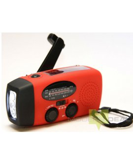 Emergency Radio Solar