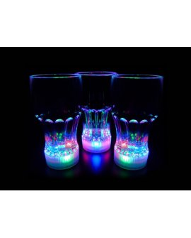 LED Drinking Cups Set of 4 - Mini