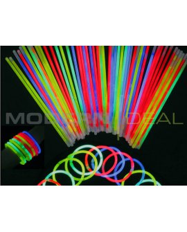 Glow Sticks - 100 Pack