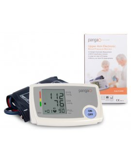 Digital Blood Pressure Heart Beat Monitor