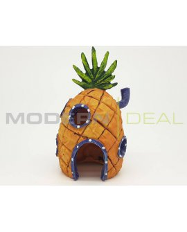 Fish Tank Ornament - Pineapple