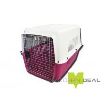 Airline Aproved Pet Carrier - XL Pink
