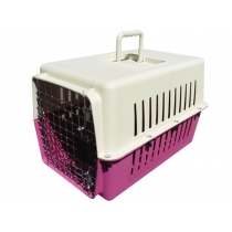 Airline Approved Pet Carrier - Medium Pink