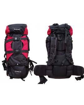 Backpack 80L RED