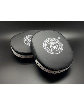 2 x Boxing Pads - Black