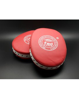 2 x Boxing Pads - Red