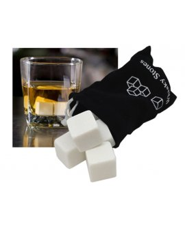 Whisky Stones WHITE