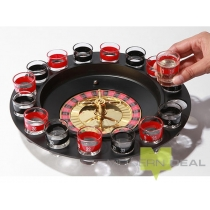 Drinking Game - Shots Roulette