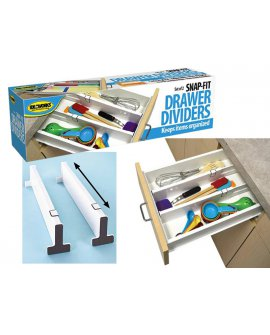 Drawer Divider - Pack of 2