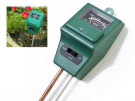Plant Soil PH Tester/ Moisture/ Light Meter