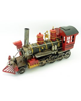 Steam Train Model Ornament