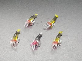 Shrimp Lure 5pc