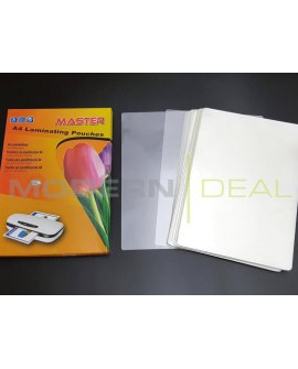 100x Laminating Pouch Film - A4