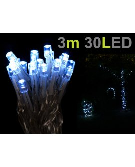LED String Light 3m - White