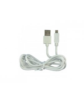 Micro USB Charging Cable 1.5m - WHITE