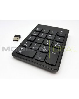 WIRELESS Numeric Pad