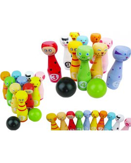 Bowling toy Set / Skittles