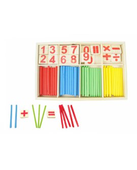 Wooden Number Counting Toy